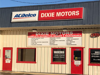 Dixie Motors | Savannah, GA 31404